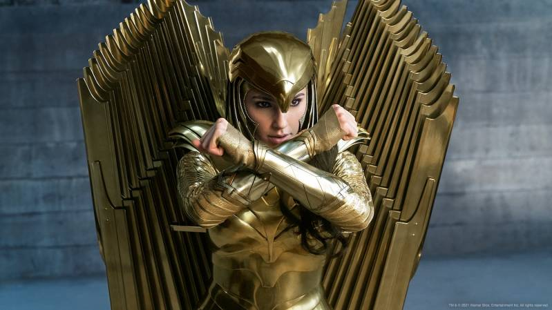 Gal Gadot als Wonder Woman in Wonder Woman 1984