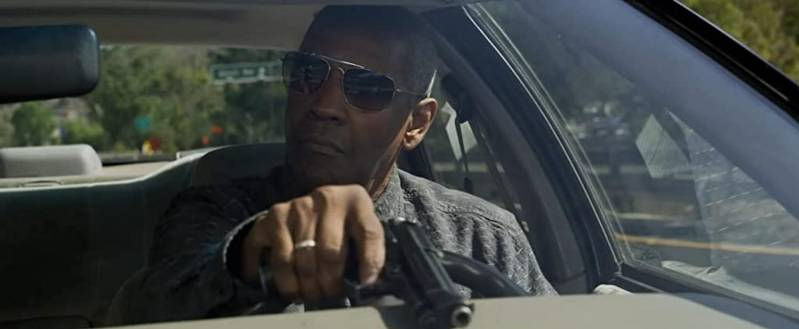 Denzel Washington in The Little Things (2021)