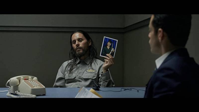 Jared Leto en Rami Malek in The Little Things