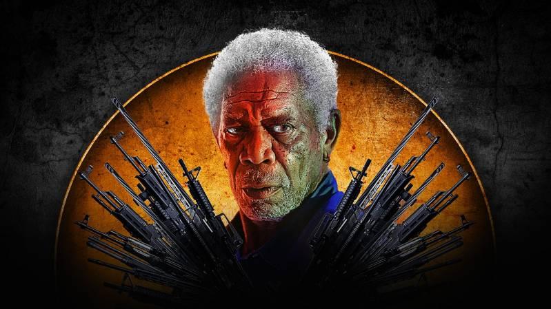 Morgan Freeman in Vanquish