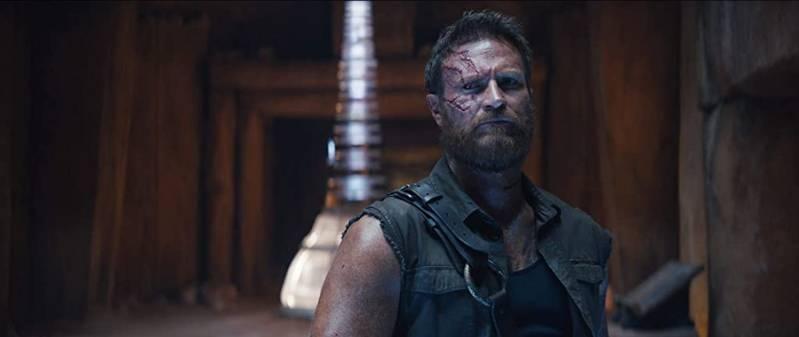 Josh Lawson in Mortal Kombat (2021)