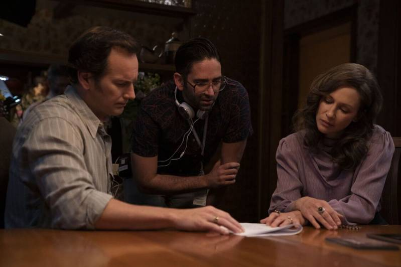 Still uit The Conjuring: The Devil Made Me Do It