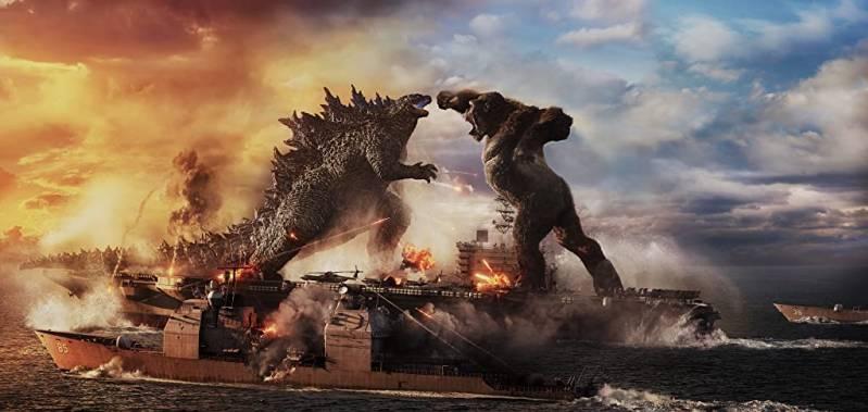 Still Godzilla vs. Kong