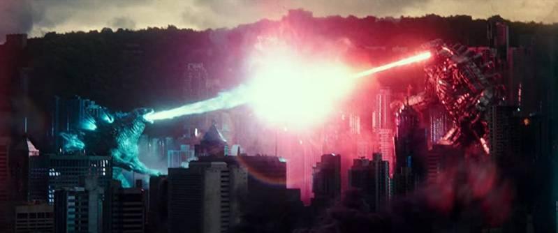 Still uit Godzilla vs, Kong