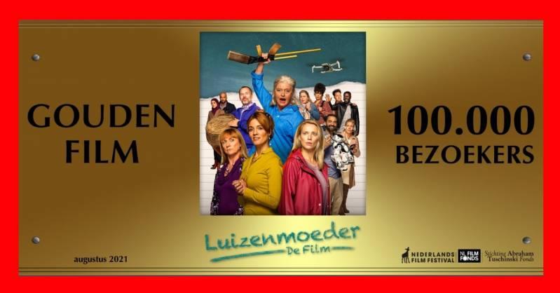 Luizenmoeder – de film bekroond met Goud