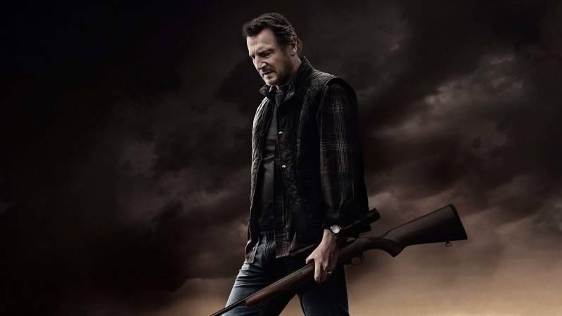 Liam Neeson in The Marksman
