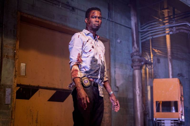 Chris Rock in Spiral: From the Legacy of Saw