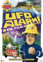 Fireman Sam: Alien Alert! The Movie poster
