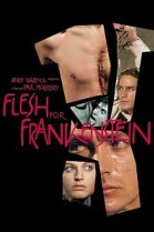 Flesh for Frankenstein poster