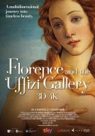 Florence And The Uffizi Gallery 3D poster