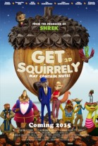 Get Squirrely poster