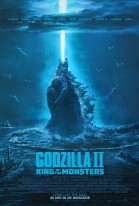 Godzilla: King of the Monsters 3D poster