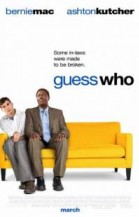 Guess Who poster