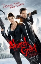 Hansel and Gretel: Witch Hunters 3D poster