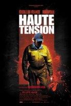 Haute Tension poster
