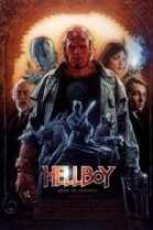 Hellboy (2004) poster