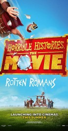 Horrible Histories: The Movie poster