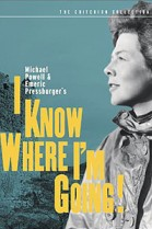 I Know Where I'm Going! poster