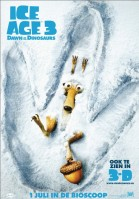 Ice Age 3: Dawn of the Dinosaurs poster