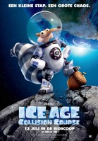 Ice Age: Collision Course 3D (NL) poster