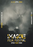 Imagine Film Festival 2018 poster