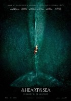 In the Heart of the Sea 3D poster