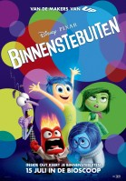 Inside Out 3D poster