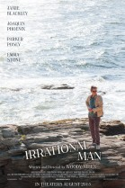 Irrational Man poster