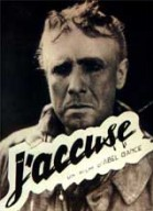 J'accuse! poster
