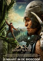 Jack the Giant Slayer 3D poster
