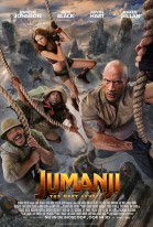Jumanji: The Next Level poster