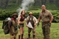 Dwayne Johnson (rechts) in 'Jumanji: Welcome to the Jungle' (c) 2017
