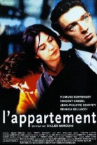 L' Appartement poster