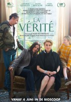 La Vérité (The Truth) poster