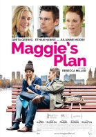 Ladies Night: Maggie's Plan poster