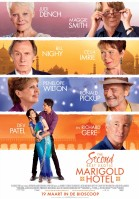 Ladies Night: The Second Best Exotic Marigold Hotel poster