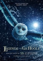 Legend of the Guardians (NL) poster
