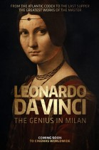 Leonardo da Vinci - The Genius in Milan poster