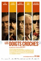Les doigts croches poster