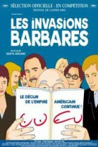 Les Invasions Barbares poster