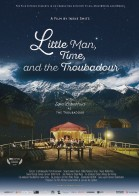 Little Man, Time and the Troubadour poster