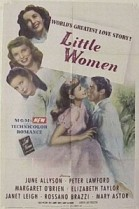 Little Women (1949) poster