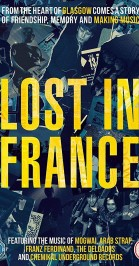 Lost in France poster