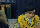 Douglas Booth in Loving Vincent.