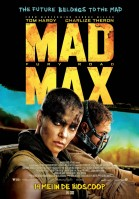 Mad Max: Fury Road 3D poster