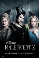 Maleficent 2 3D poster