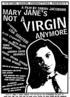 Mary Jane's Not a Virgin Anymore poster