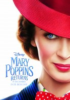 Mary Poppins Returns (NL) poster