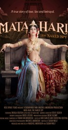 Mata Hari: The Naked Spy poster