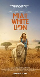 Mia and the White Lion (NL) poster